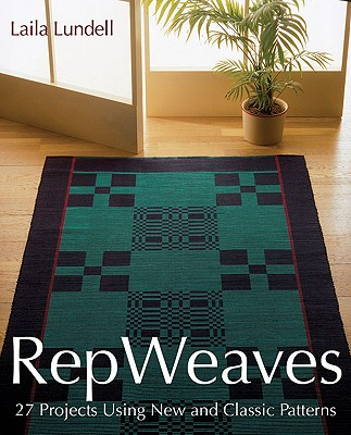Rep Weaves By Lundell, Laila